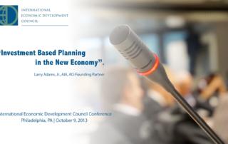 International Economic Development Council 2013 Conference