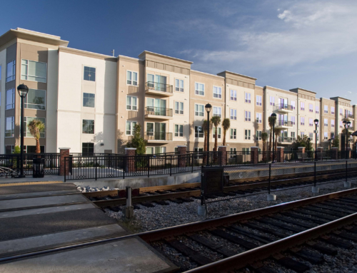 Weston Park Multi-Family Housing Project Opens at Longwood SunRail Station