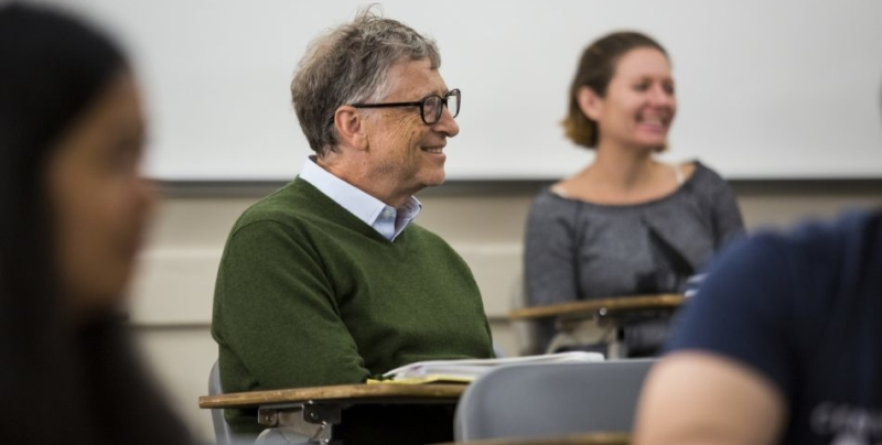 """Bill Gates on What Sets UCF Apart"""